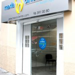Fachada Clinica dental Valencia
